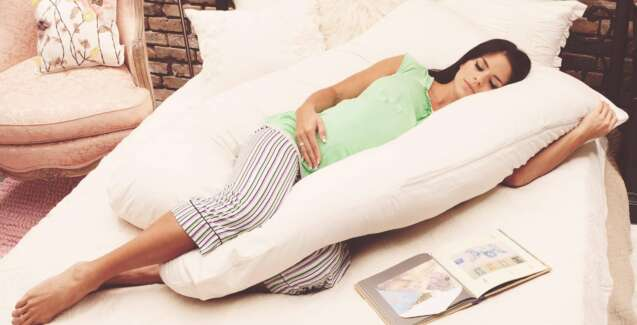 Best Pregnancy Pillow – Body-Shaped  Pillows for the Best Support