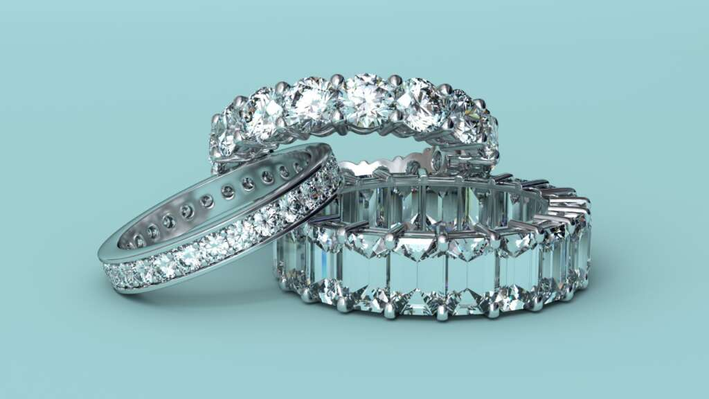 What finger do you wear an anniversary ring on?