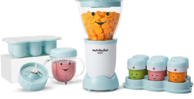 Best Baby Food Maker – With Warmer, Steamer & Blender For Smoothies and Other Wholesome Meals