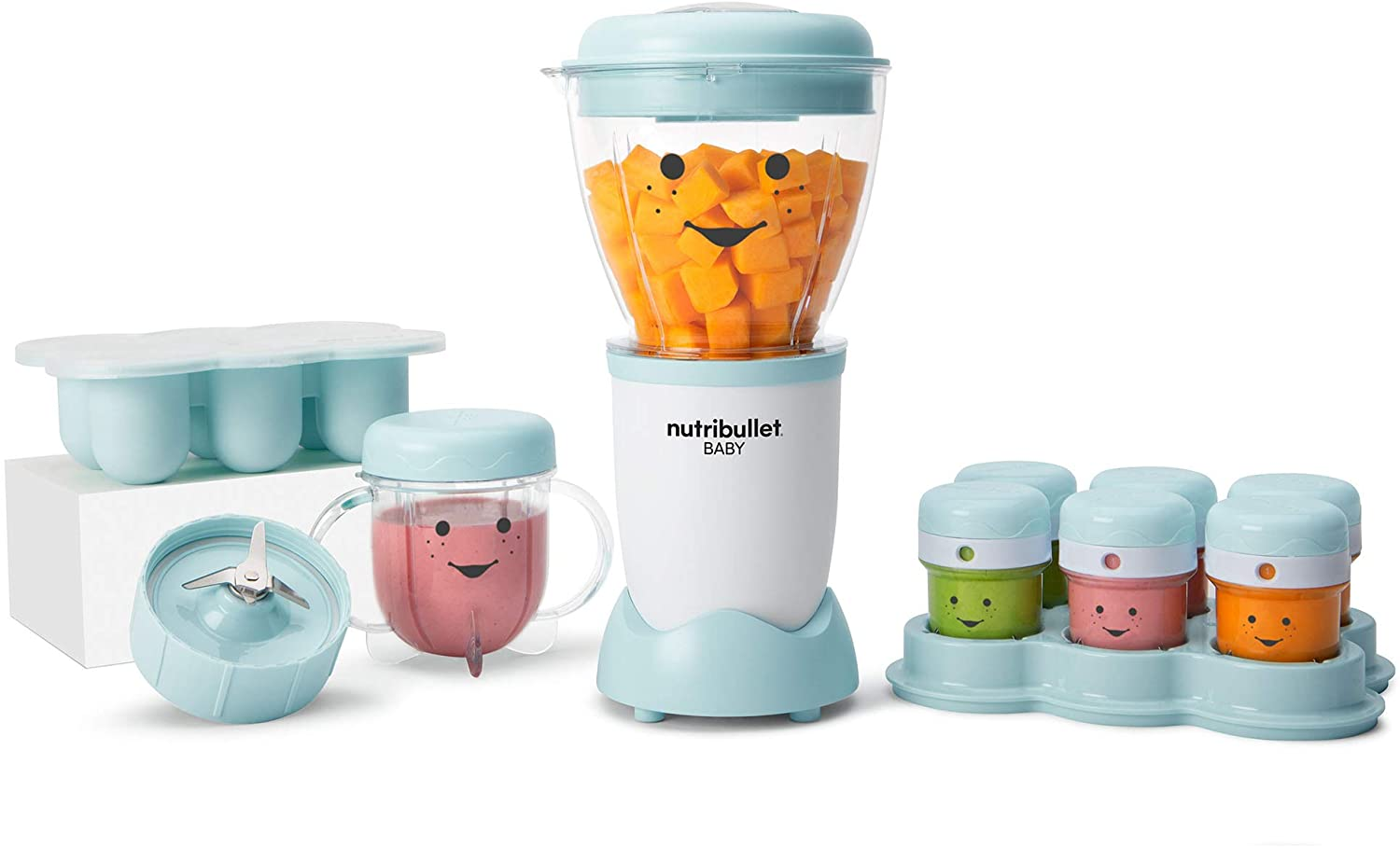 Best Overall-NutriBullet Baby Complete Food-Making System